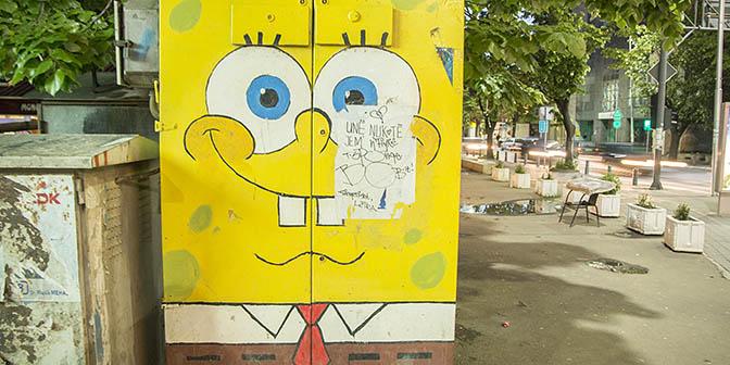 street art kosovo