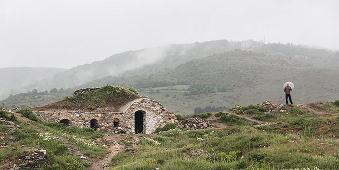 kasteel prizren kosovo