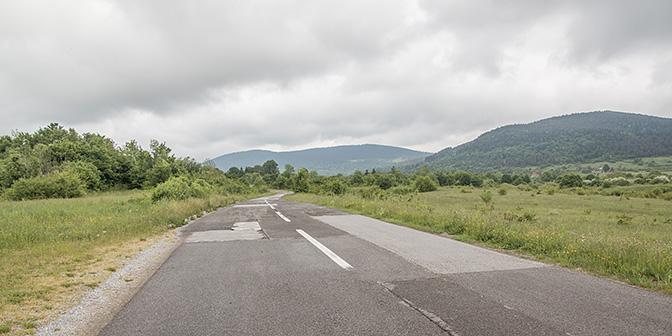 wegennet kroatie