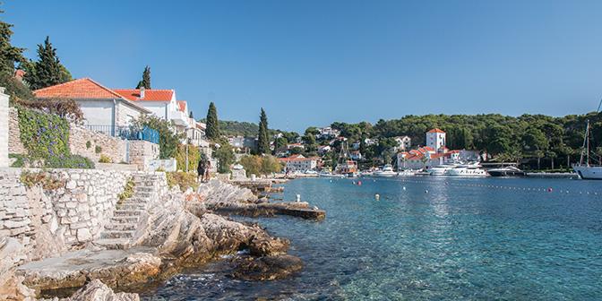3 island tour kroatie