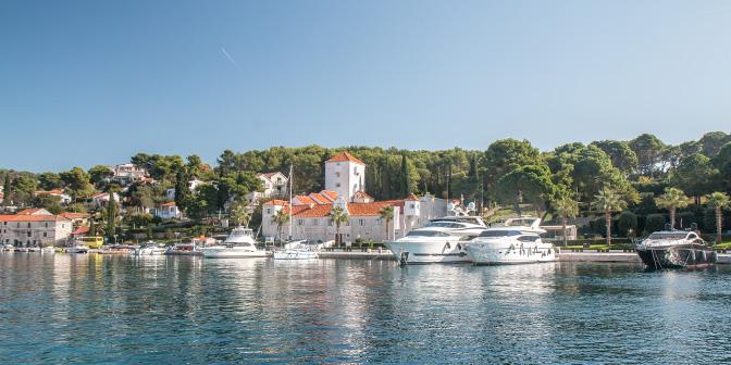 eilanden solta kroatie