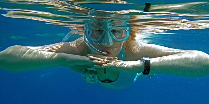 snorkelen eilanden kroatie