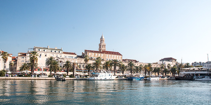 split kroatie boottocht