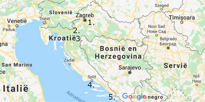 Ikreis Wat Te Doen In Kroatie Van Roadtrip Tot Stedentrip
