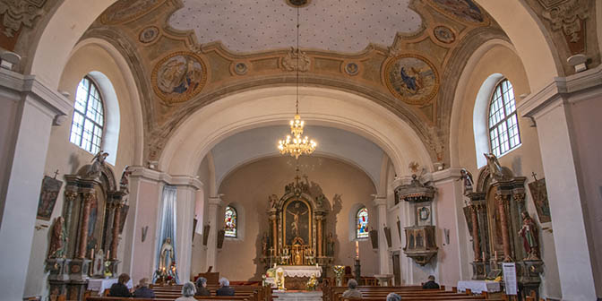kerk ogulin