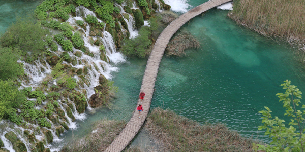 lower lakes plitvice