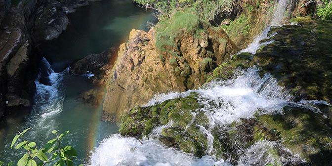 rastoke waterval kroatie