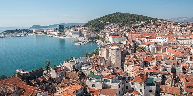 kroatie split
