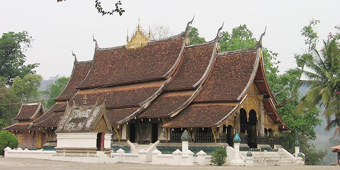 klooster luang prabang