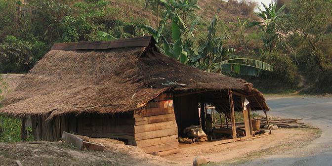 huis laos