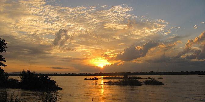 zuiden van laos
