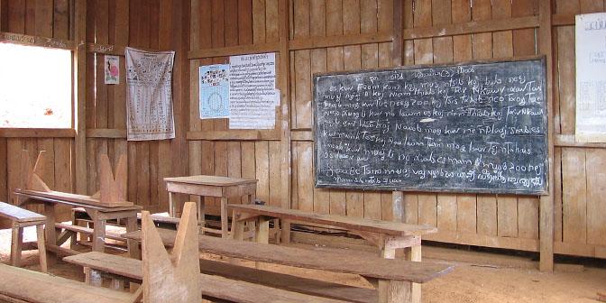 school laos