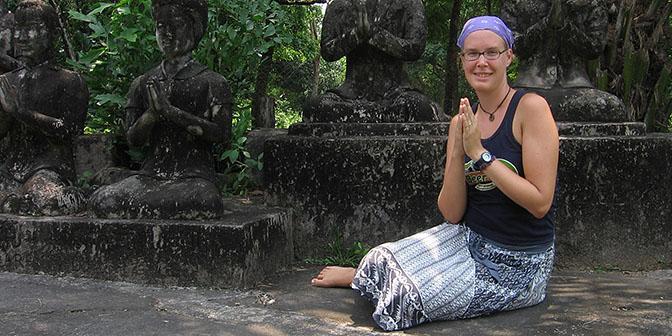 jenny in laos