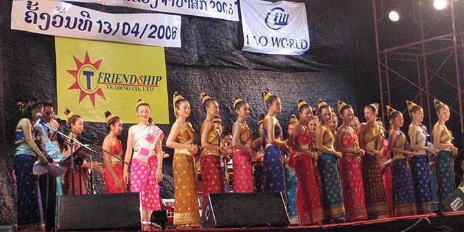 optredens songkran