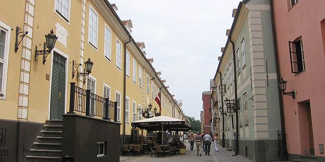 riga centrum