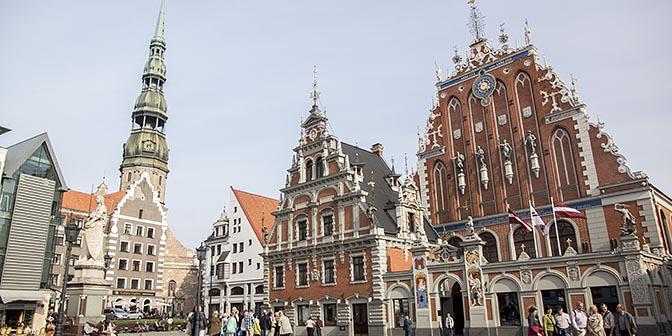 stadhuis riga bezienswaardigheden