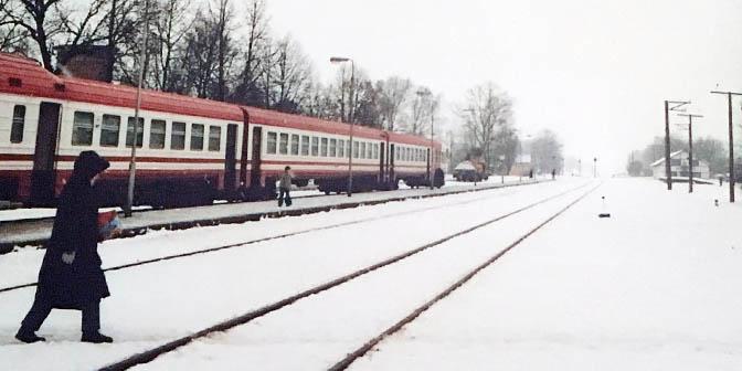 trein l;etland hoogtepunten