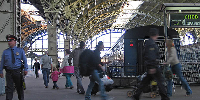 trein letland