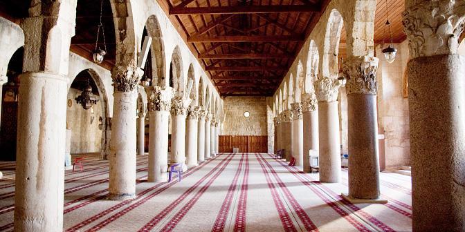 grote moskee baalbek