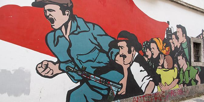 street art communisme