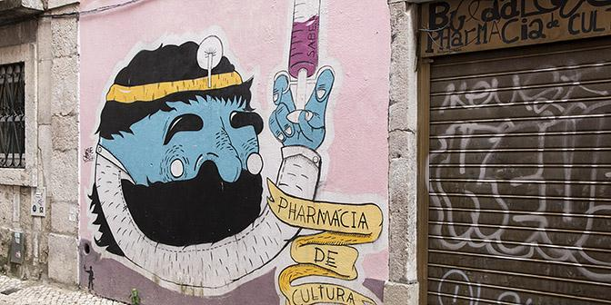 street art farmacie