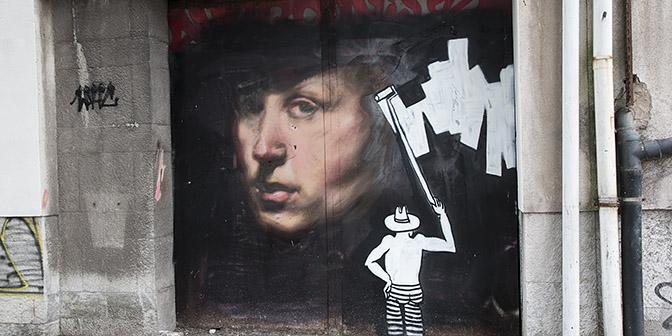 street art lissabon taag