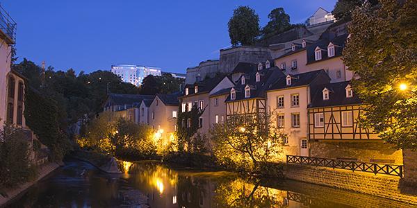 stadswandeling luxemburg