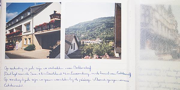 vakantie in echternacht luxemburg