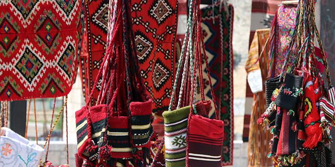 bazaar skopje noord-macedonie
