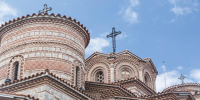 kerk macedonie