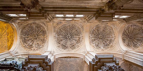 kathedraal malaga spanje