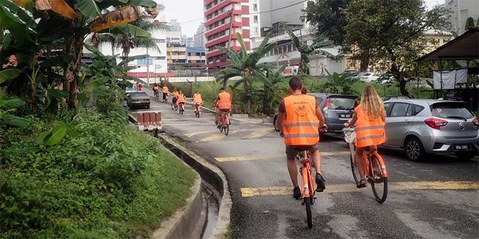 fietstocht maleieise