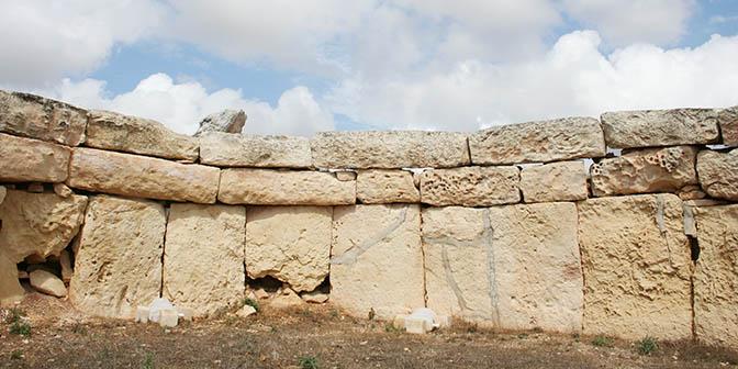 prehistorische opgravingen malta