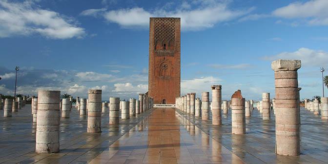 rabat bezienswaardigheden marokko
