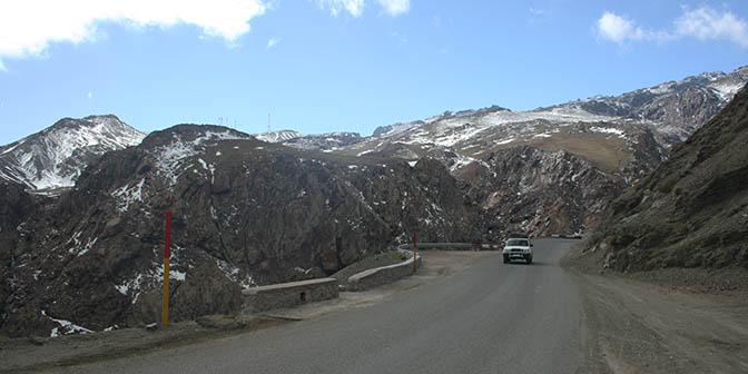 Hoge Artlas Marokko roadrtrip