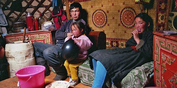 ger mongolie traditie