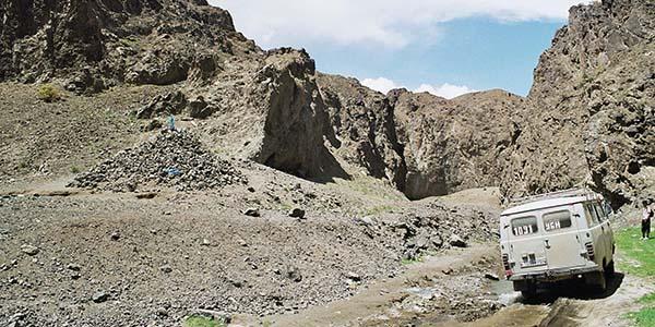 tour gobiwoestijn mongolie