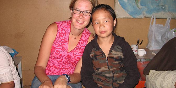 vrijwilligerswerk mongolie