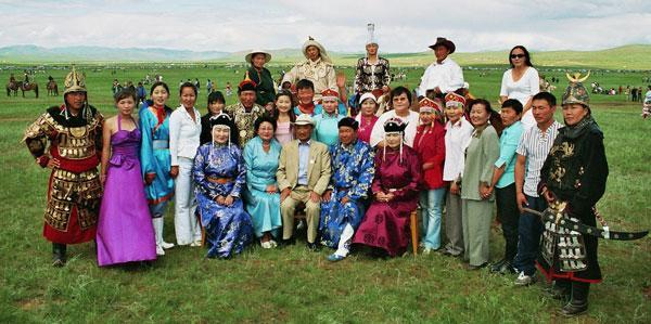 boogschieten nadaam mongolie