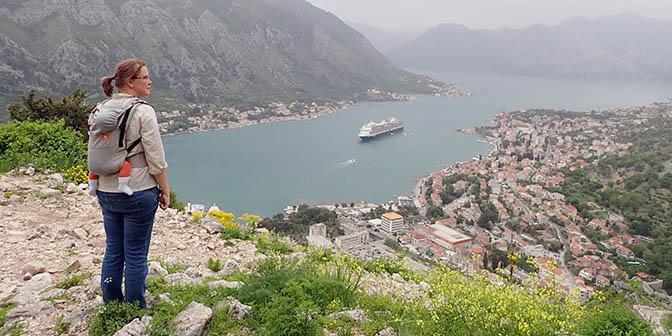 fjord baai van kotor