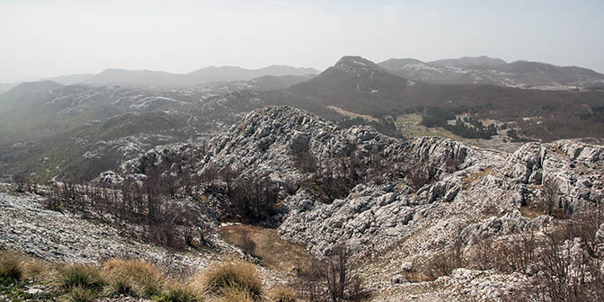 lovcen park montenegro