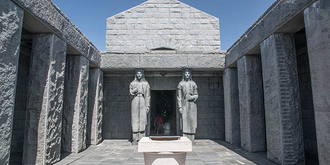 lovcen mausoleum