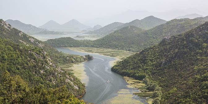 skadar meer montenegro