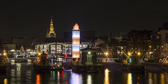 illumimnade amsterdam nederland