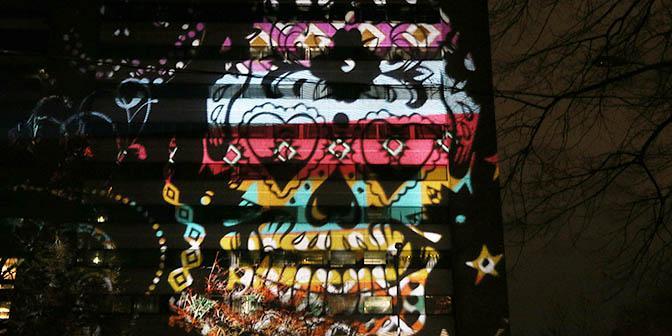 lichtprojectie glow eindhoven