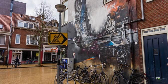 street art groningen rademarkt