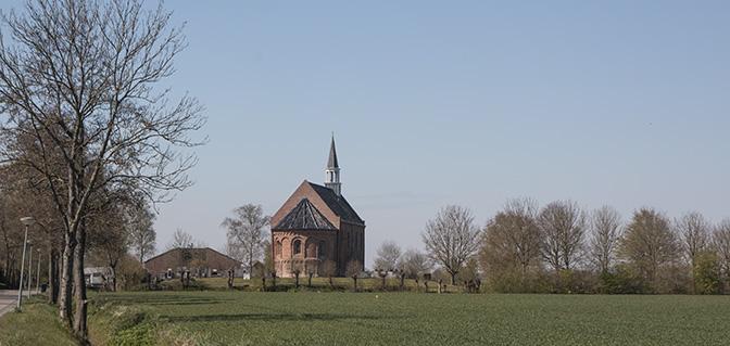 kerk ldenzijl paapstil