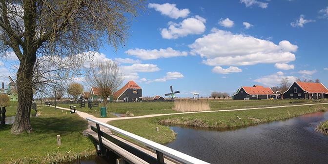 leuke dorpen noord-holland zaanse schans