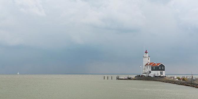 bijzondere plekken noord-holland marken vuurtoren