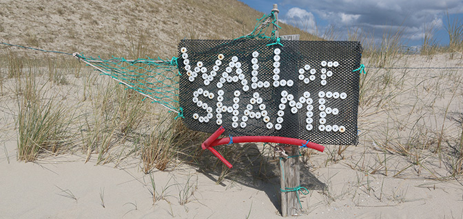 wall of shame petten